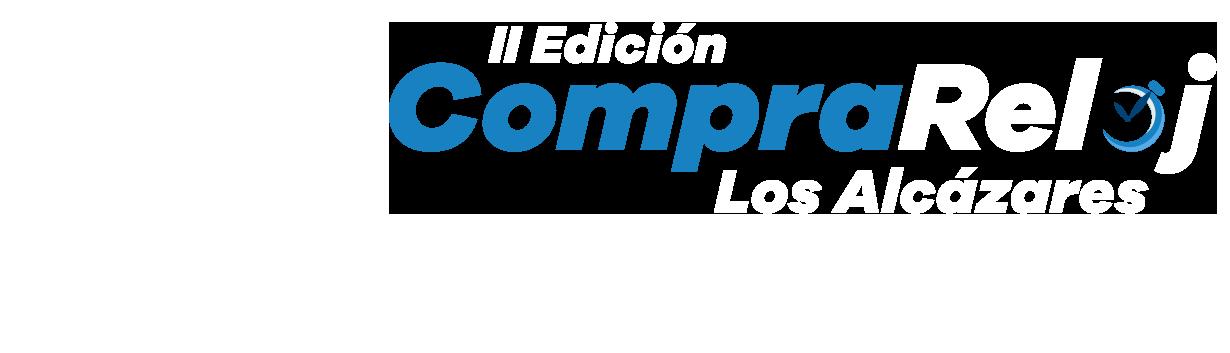 Logo Claim Dinamización Comercio Local de Los Alcázares Comprareloj